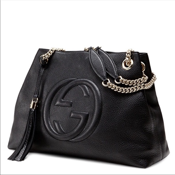 7f659a94874f8a Gucci Bags | Authentic Soho Shoulder Bag | Poshmark
